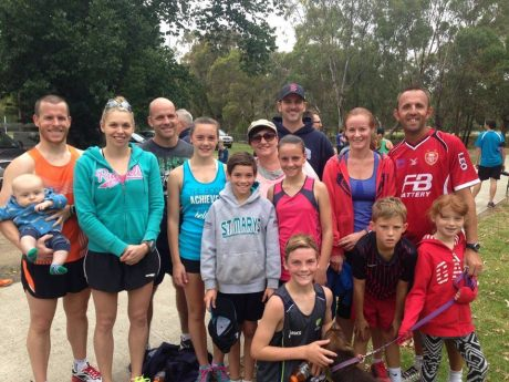St marys greensborough junior football club diamond creek parkrun